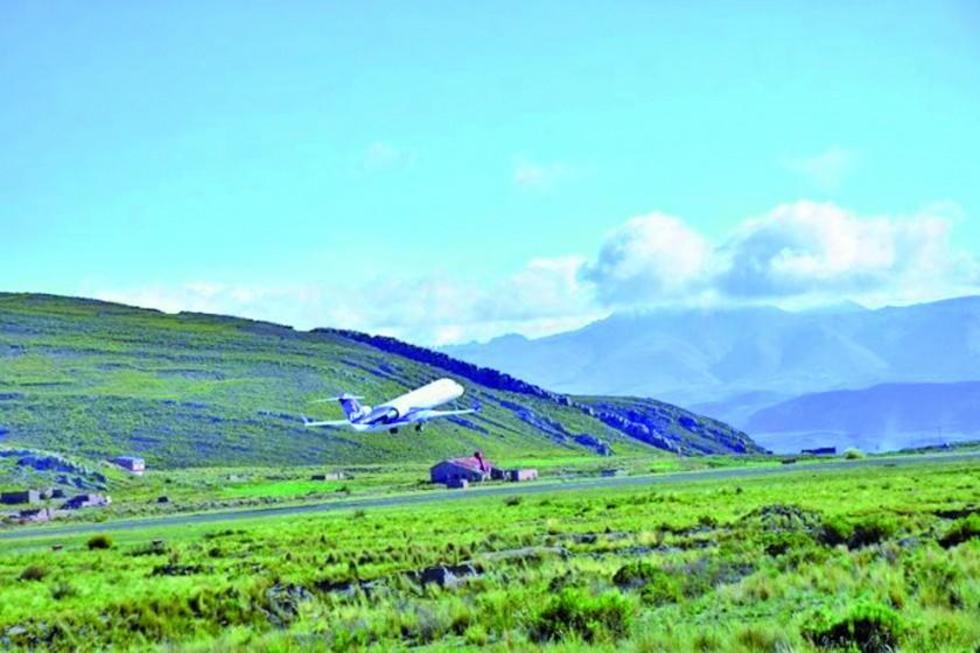 La Gobernación impulsa proceso de expropiación para aeropuerto