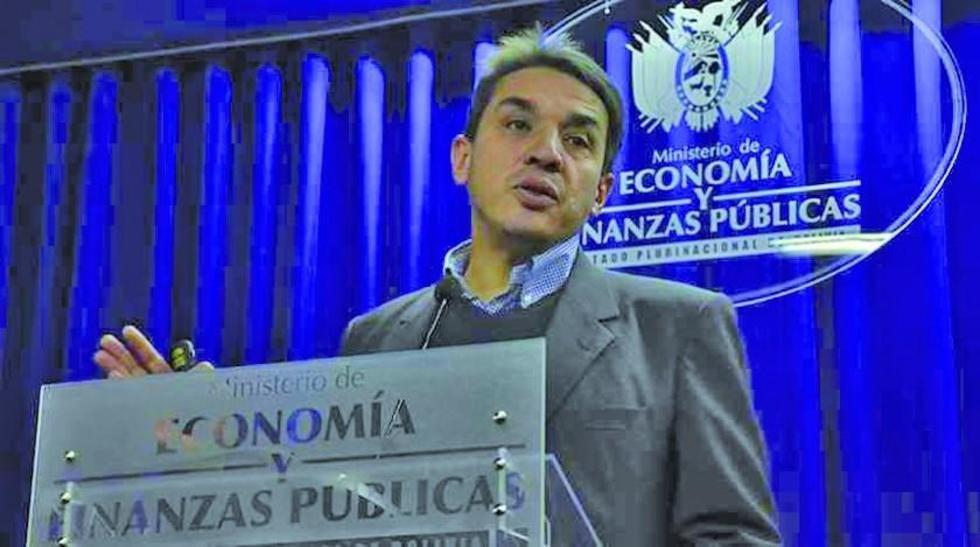 El titular del Ministerio de Economía y Finanzas Públicas, Mario Alberto Guillén.
