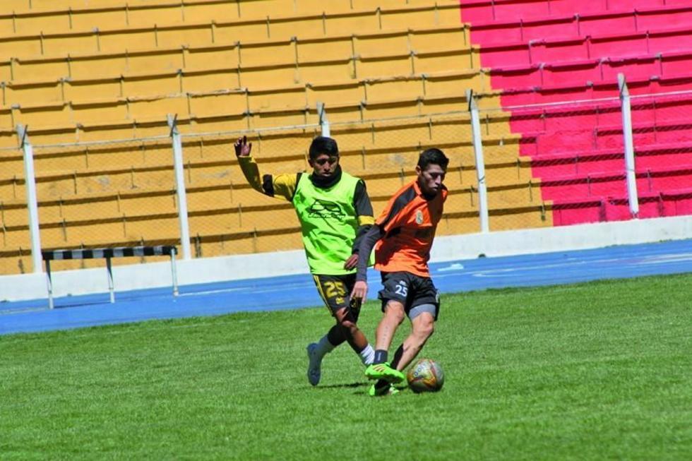 Real Potosí pretende sumar puntos cuando se enfrente a Guabirá
