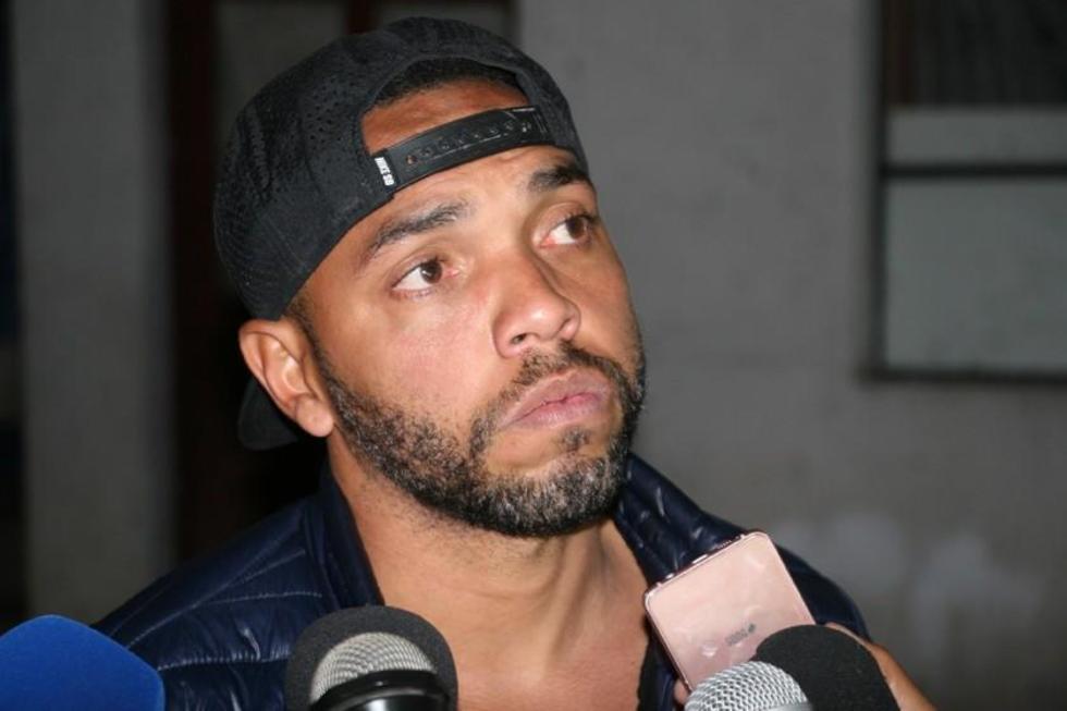El jugador brasileño declara tras la reunión de la víspera.