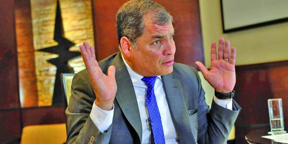 De acuerdo con un testimonio, el exmandatario ecuatoriano recibió dinero a través de un legislador.