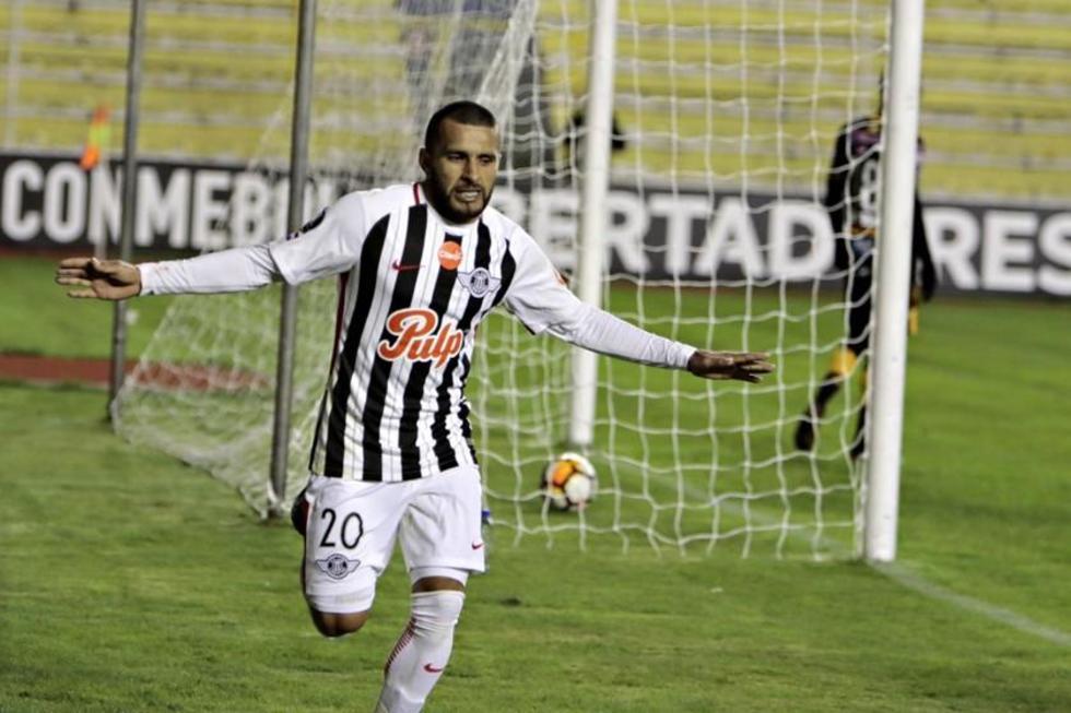 El Tigre le dice adiós a la Copa Libertadores de  América
