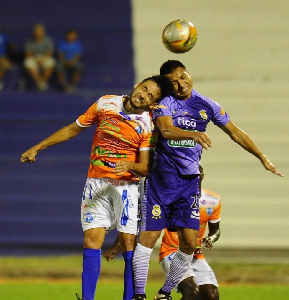 """El partido de vuelta se disputará en el estadio """"Víctor Agustín Ugarte""""."""
