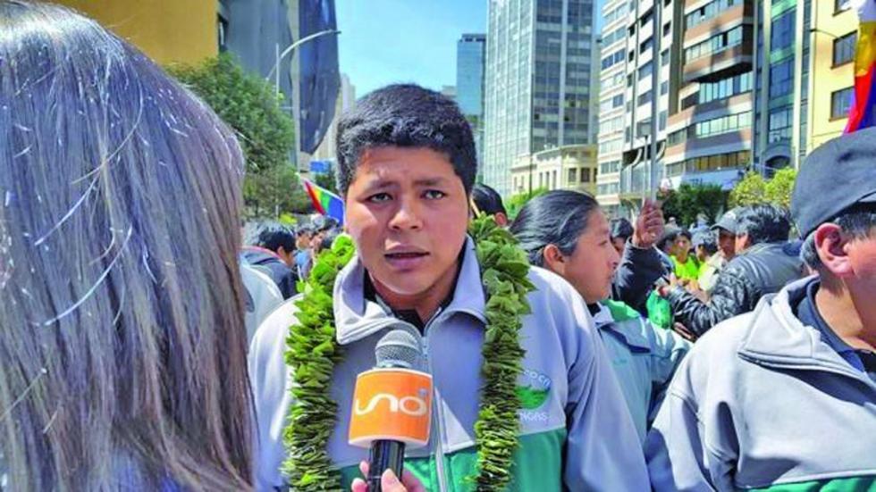 Cocaleros de Yungas crean partido para vencer a Evo en 2019