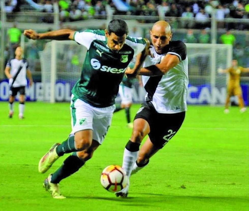 Danubio quiere remontar ante Deportivo Cali para pasar de fase