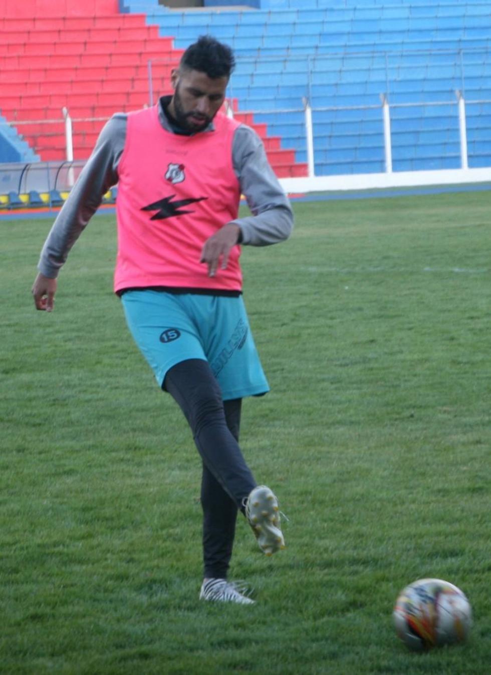 Nacional Potosí está listo para enfrentarse al Fluminense