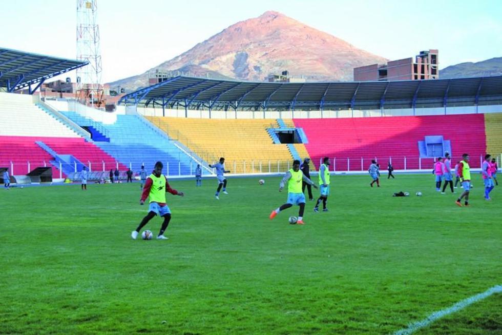 Nacional Potosí va por pase a semifinales