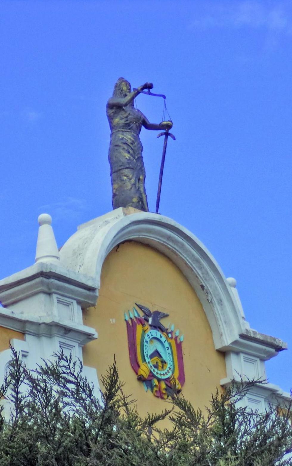 Poder Judicial de Potosí.