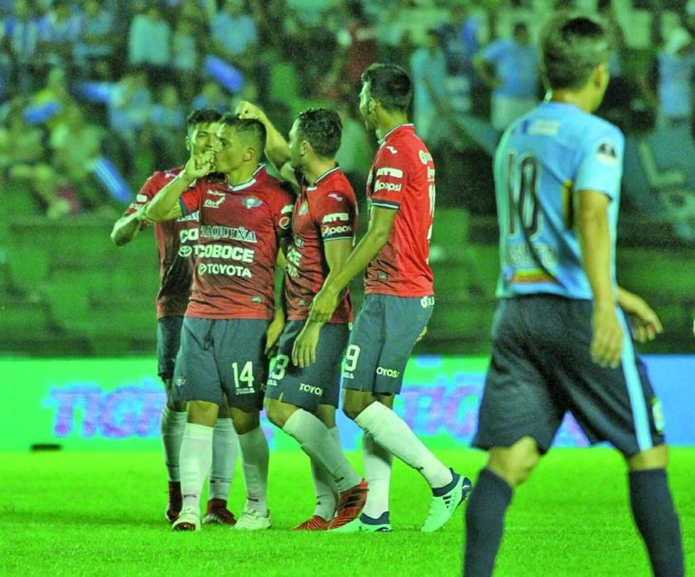 Wilstermann elimina a Blooming y avanza a semifinales