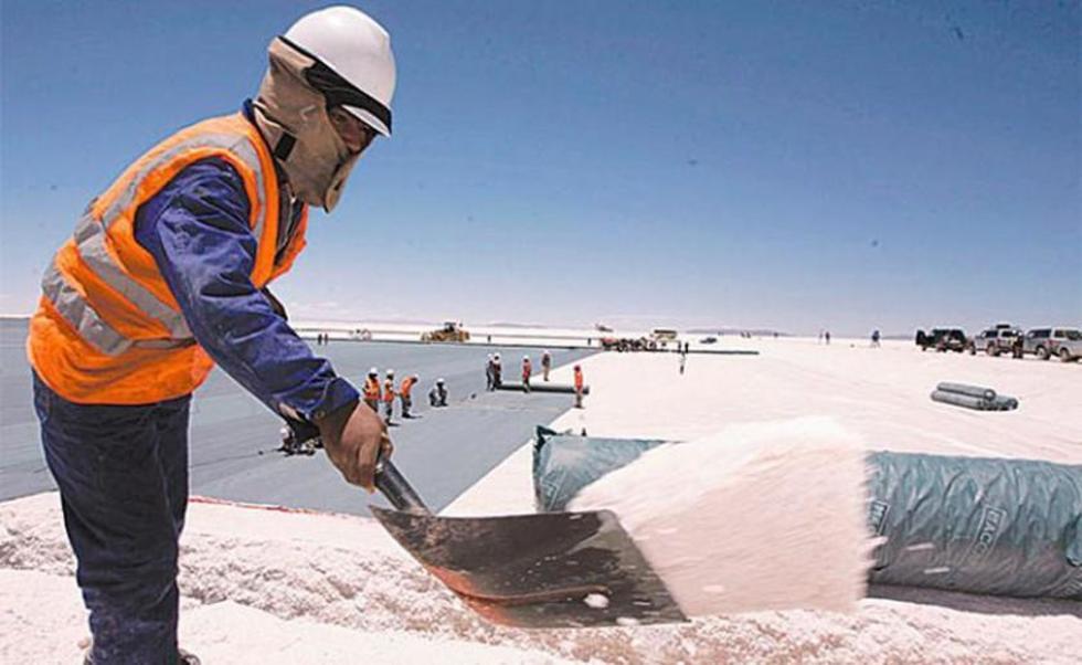 El Gobierno boliviano invirtió hasta la fecha 66.6 millones de dólares para instalar las plantas piloto.