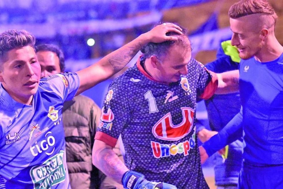 Real Potosí gana y va a la final con Guabirá de Montero