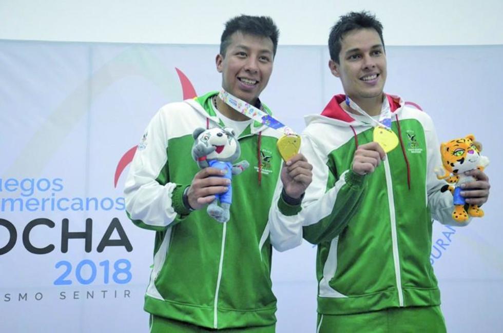 Bolivia se baña en oro gracias a Moscoso y Keller