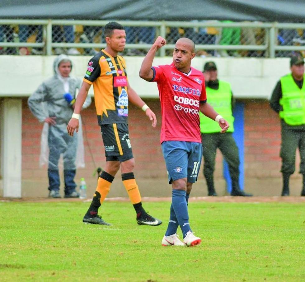 Wilstermann doma al Tigre y fuerza un tercer encuentro