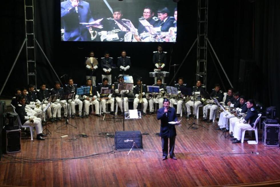 Sinfónica de exalumnos del Calero da concierto
