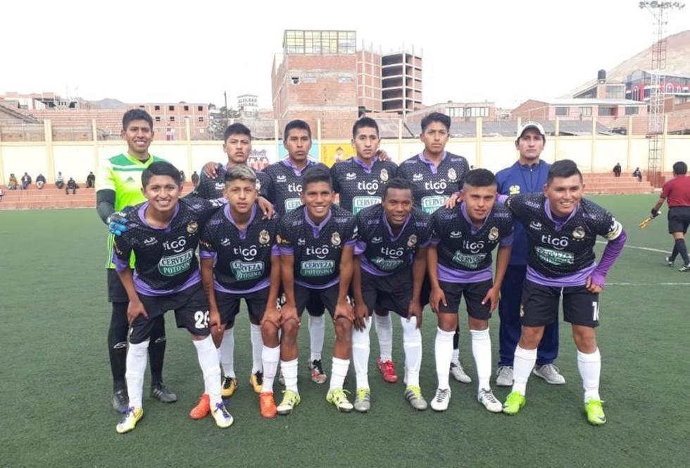 Real Potosí queda fuera de la lucha por el título del campeonato de Reservas