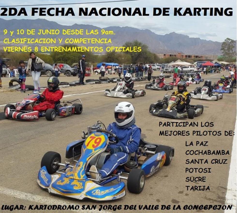 Potosí asistirá con seis pilotos  a la competencia de Tarija
