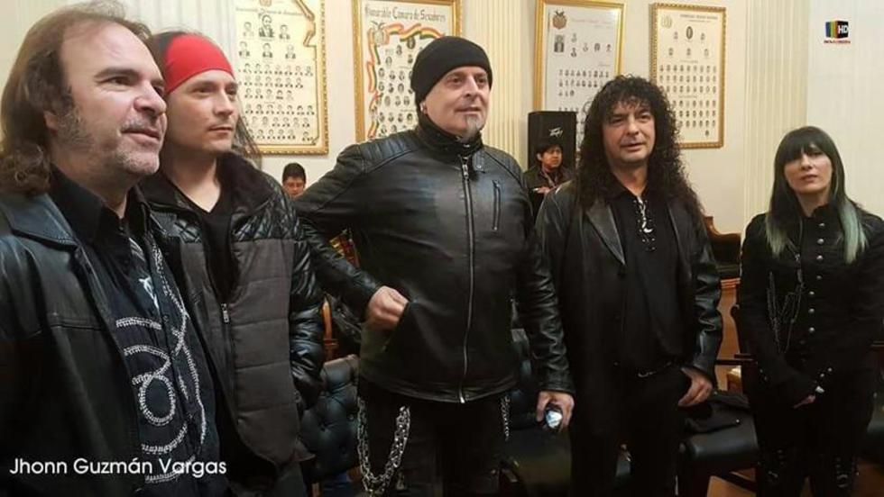 Suspenden actuación de Mago de Oz en la ciudad de Potosí