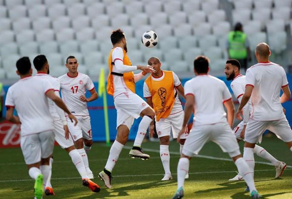 La selección de Túnez quiere dar la sorpresa.