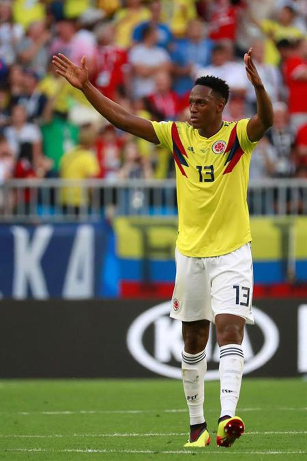 Colombia se impone a Senegal y pasa a los octavos en el Mundial