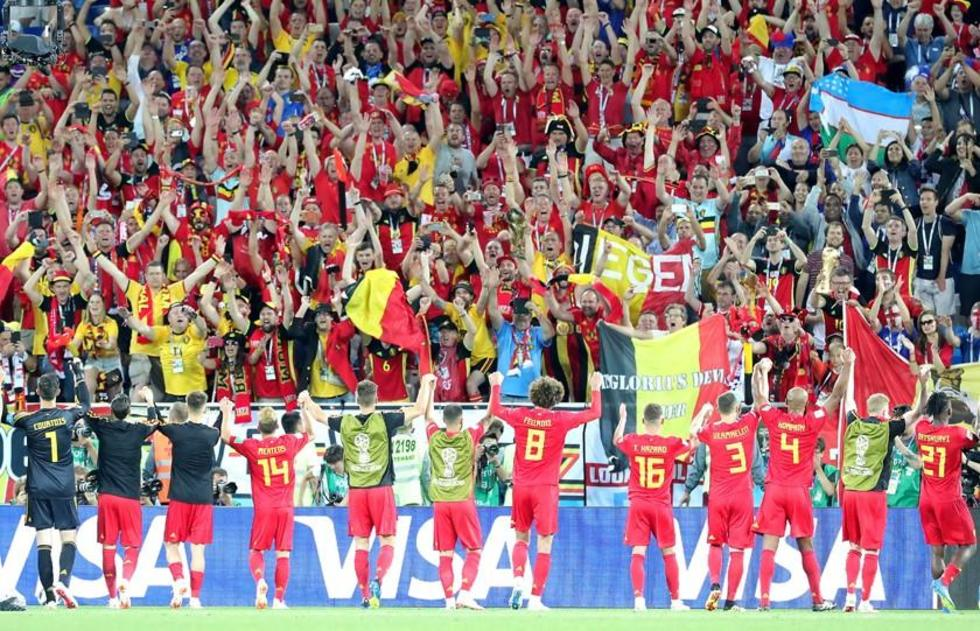 La selección de Bélgica fue la última en clasificar.