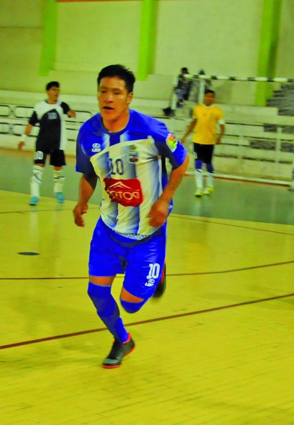 Concepción empata en el torneo nacional de fútbol sala