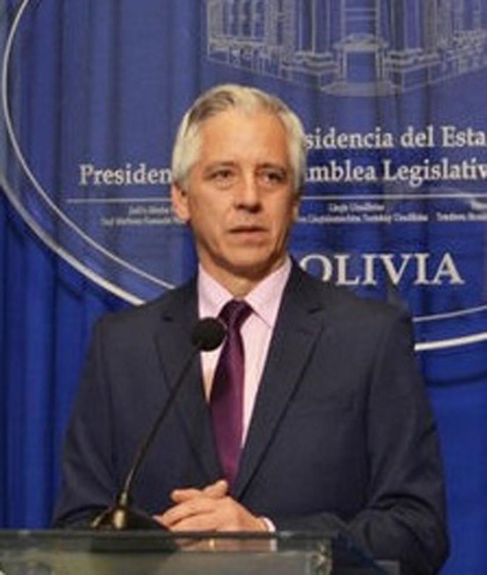 La ALP no tratará juicio a Carlos Mesa durante la presente legislatura
