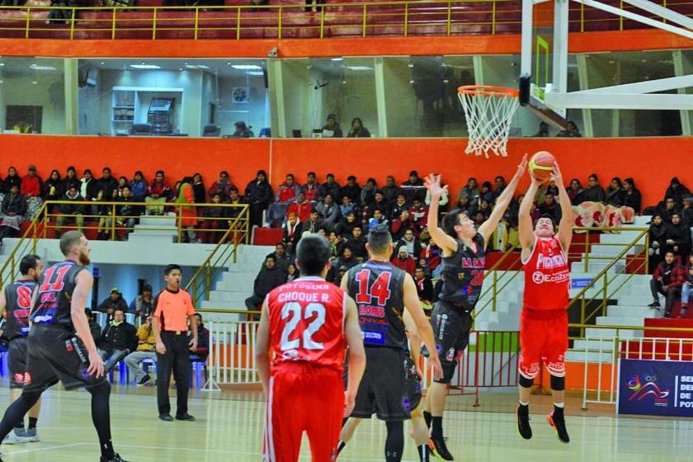 Pichincha busca puntos frente a La Salle en Tarija