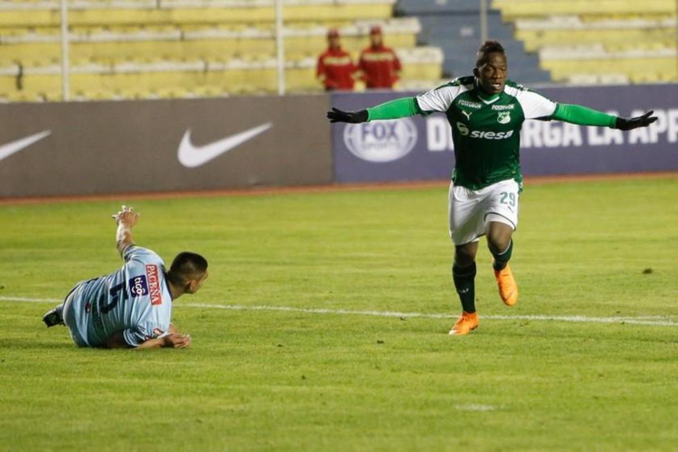 Bolívar se va de Copa Sudamericana con derrota