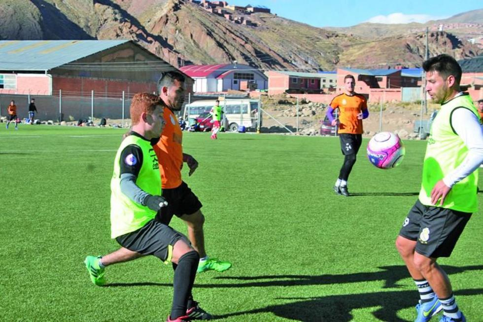 Real y Ferrocarril Palmeiras adelantan el horario de su partido de prueba
