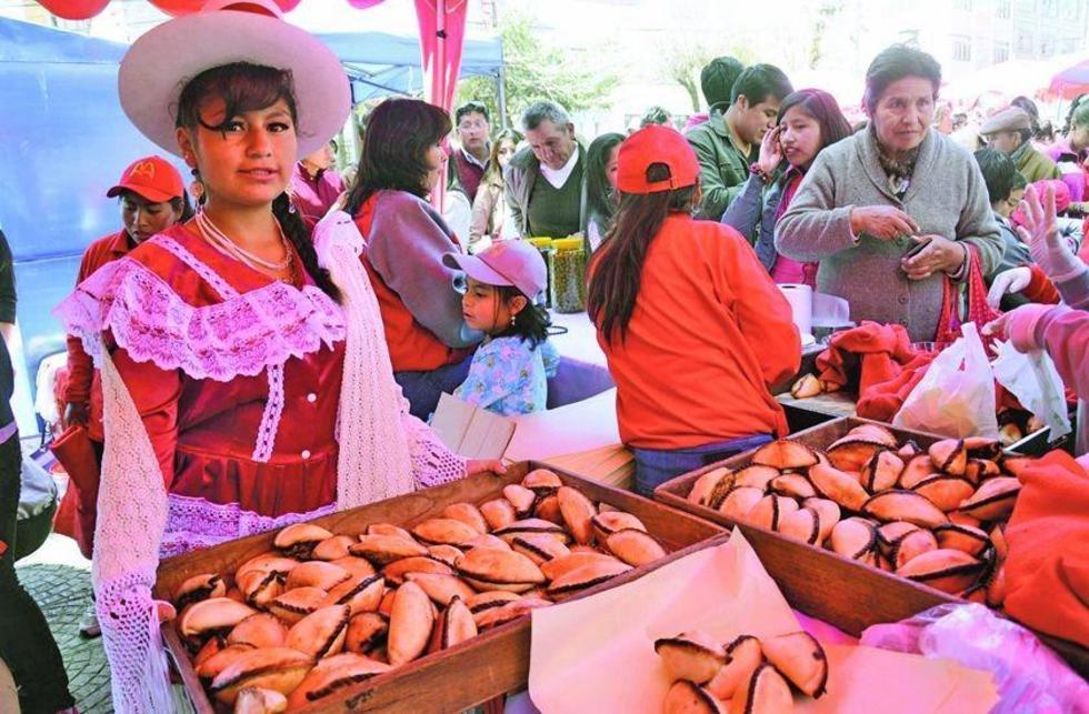 Potosinos degustarán  salteñas y helados en concurso de tradiciones