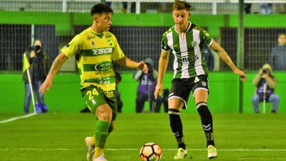 Banfield logró igualar sin goles como visitante ante Defensa y Justicia