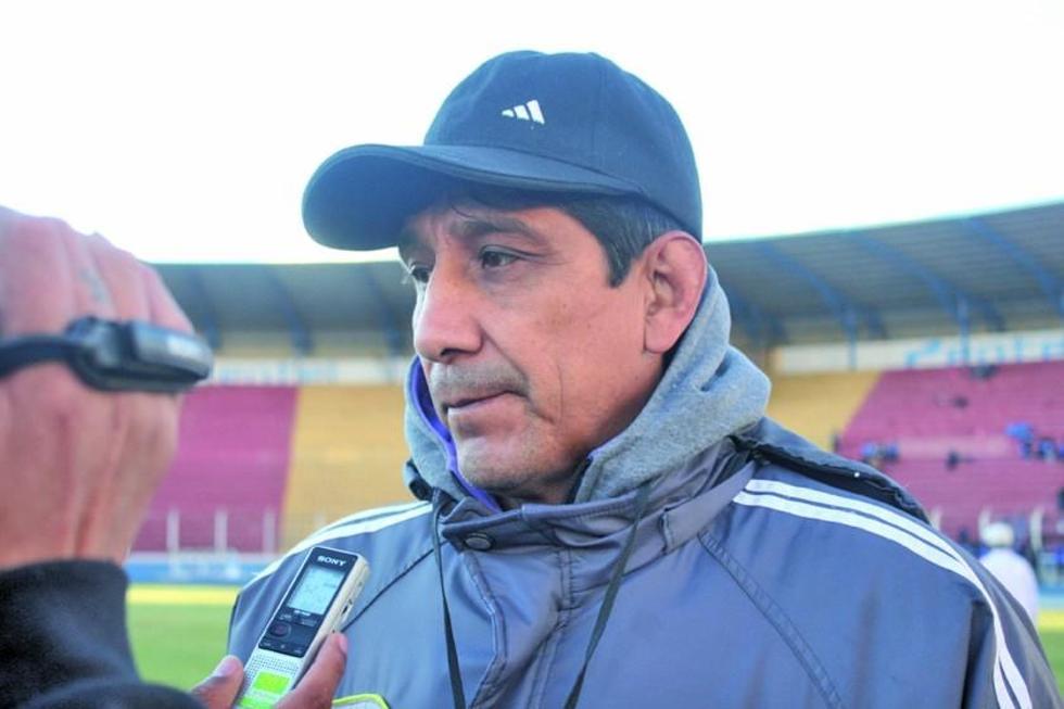 La dirigencia potosina presentará al estratega a los jugadores hoy por la tarde.