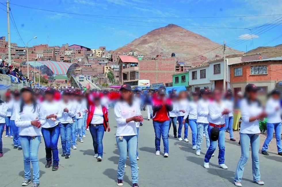La participación de los estudiantes no es obligatoria.
