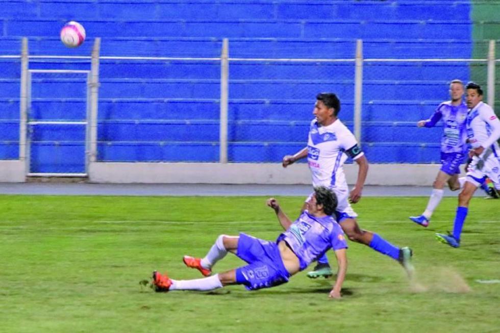 Real Potosí cae frente a San José y ve riesgo de descenso