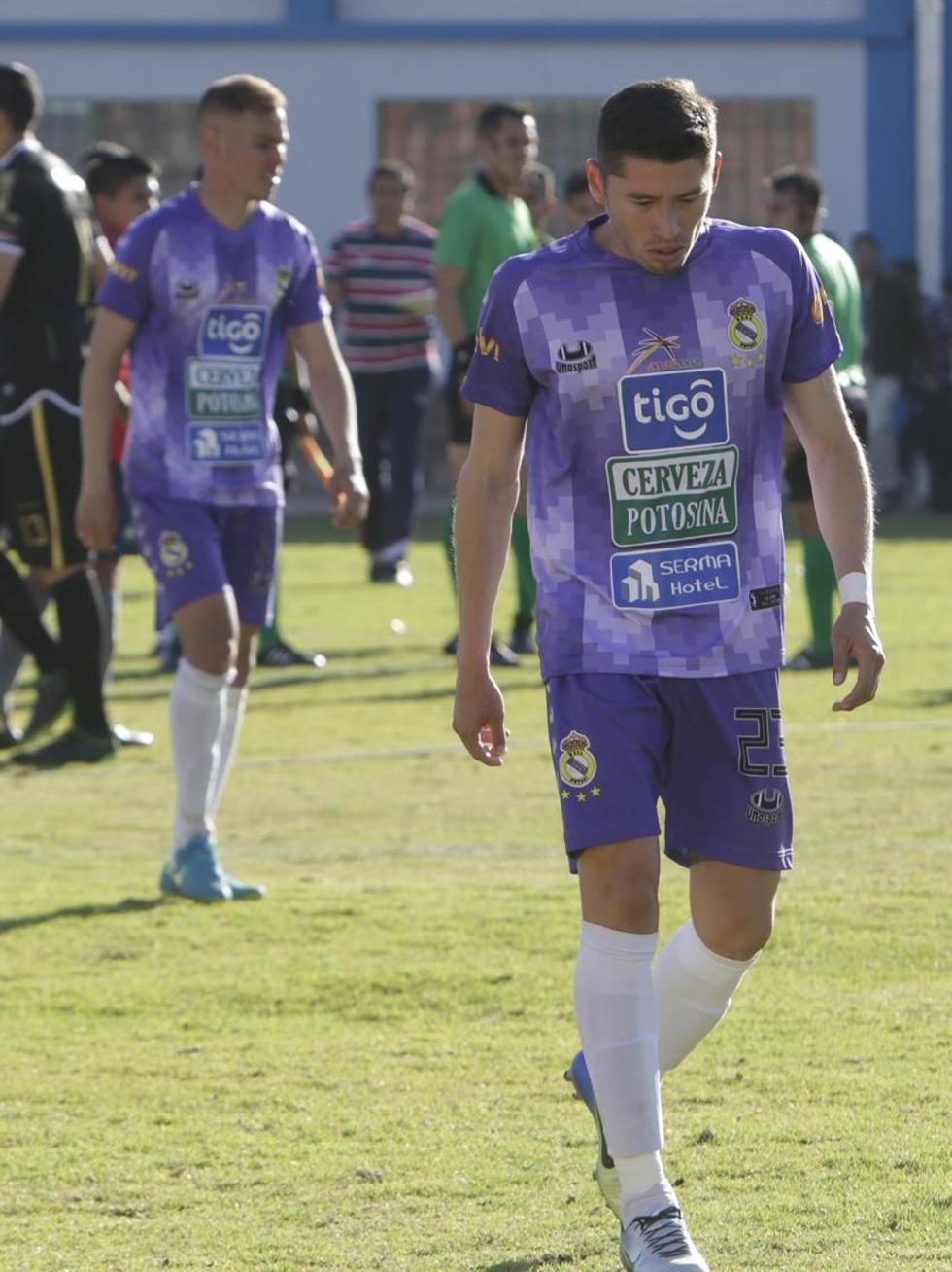 Wilstermann golea a Real Potosí en partido jugado en Sacaba