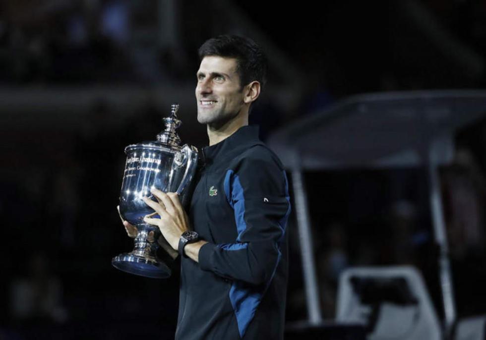 Djokovic sube al tercer lugar del ranking