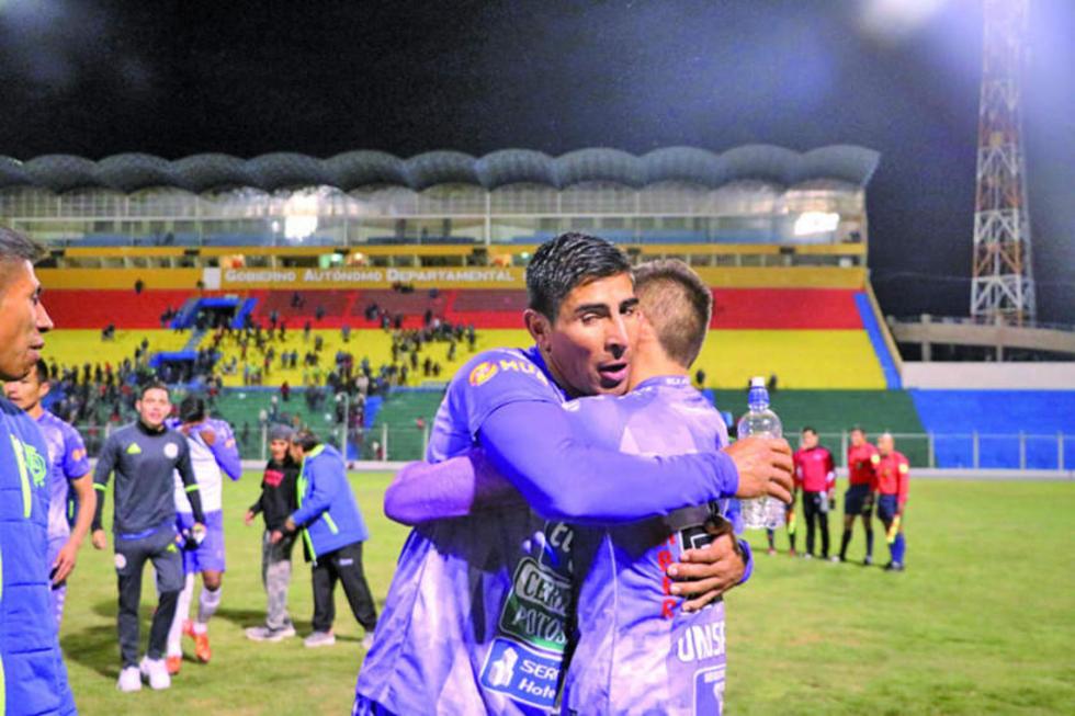 Real Potosí gana puntos ante Oriente Petrolero y sale del fondo