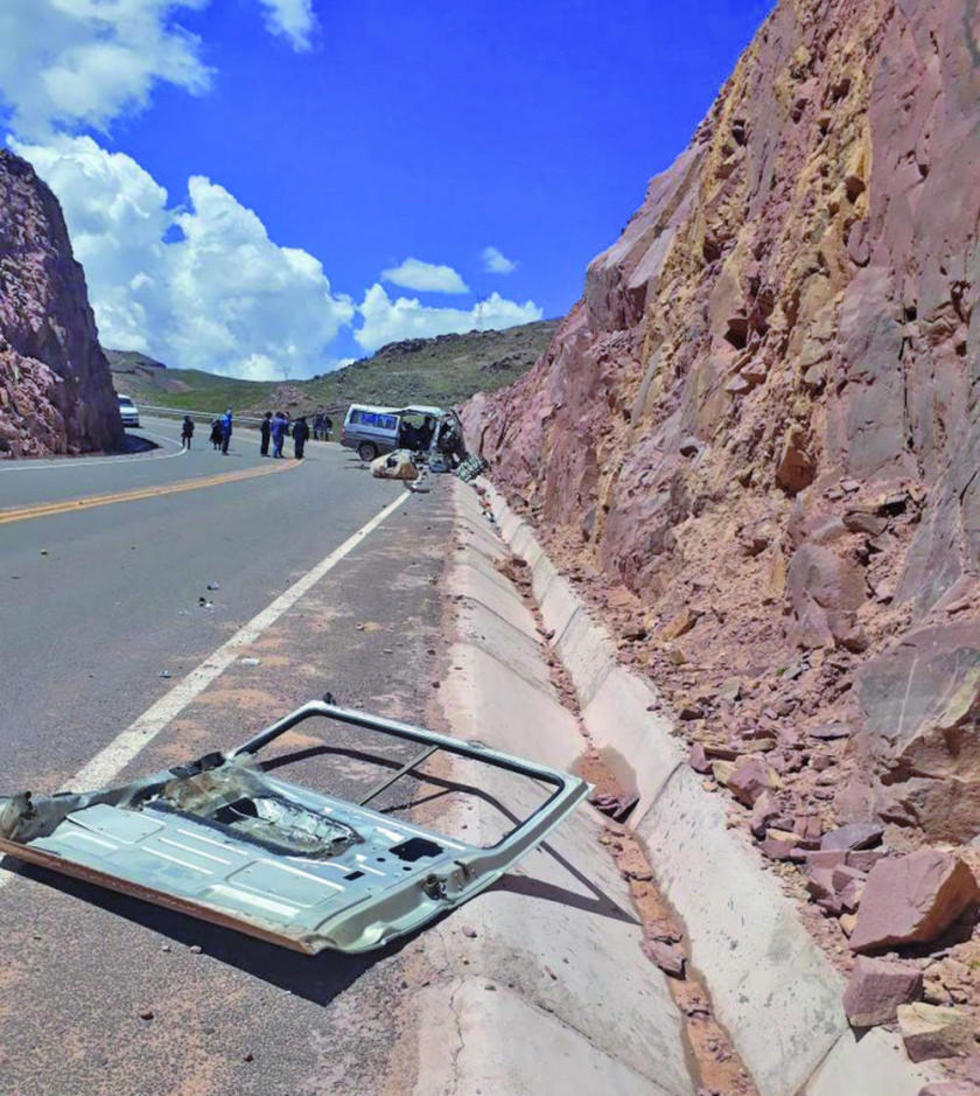 Se inspeccionará la vía Potosí - Llallagua, considerada peligrosa