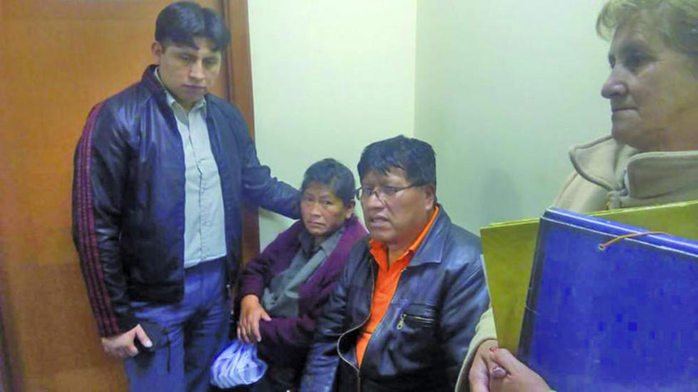 Un tribunal le niega la libertad a Jhiery Fernández