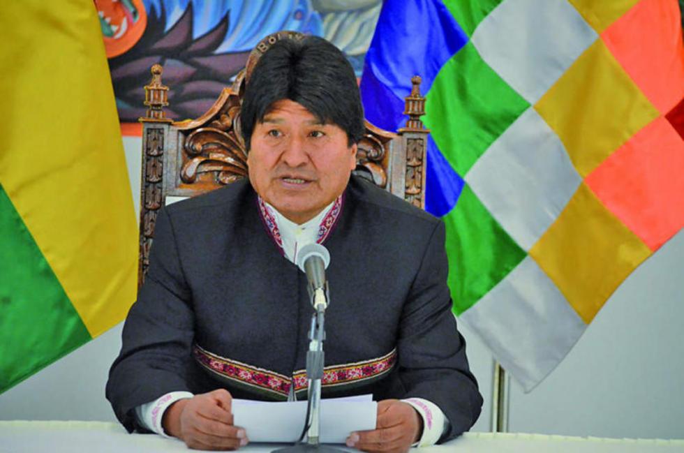 A pesar de que los medios consultaron sobre el costo de la demanda, Morales prefirió no responder.