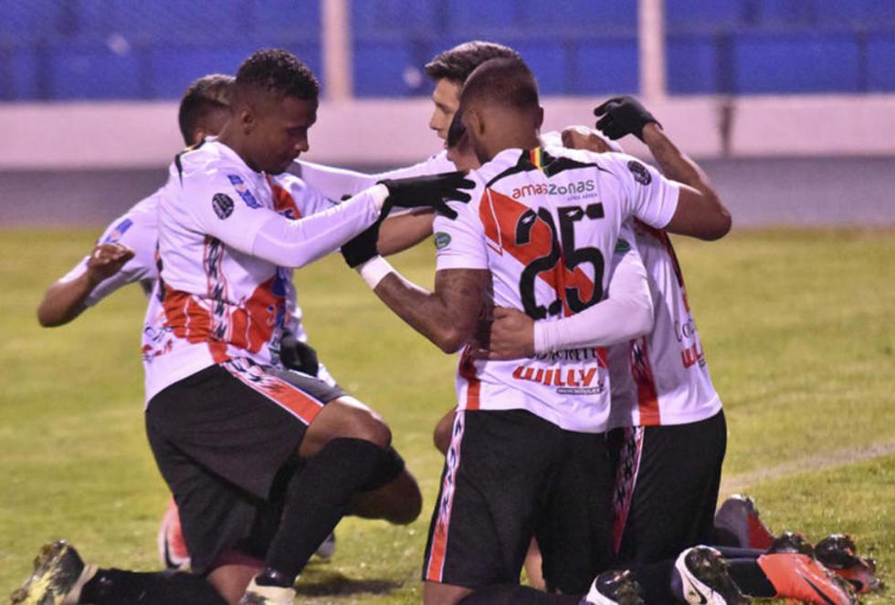 Nacional Potosí gana y avanza al sexto lugar en la Liga