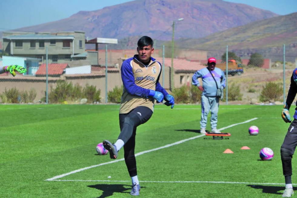 Real Potosí va por puntos para  salir del fondo de la tabla