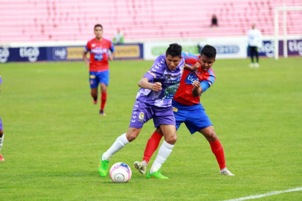 Real Potosí saca valioso empate frente a la U en calidad de visita