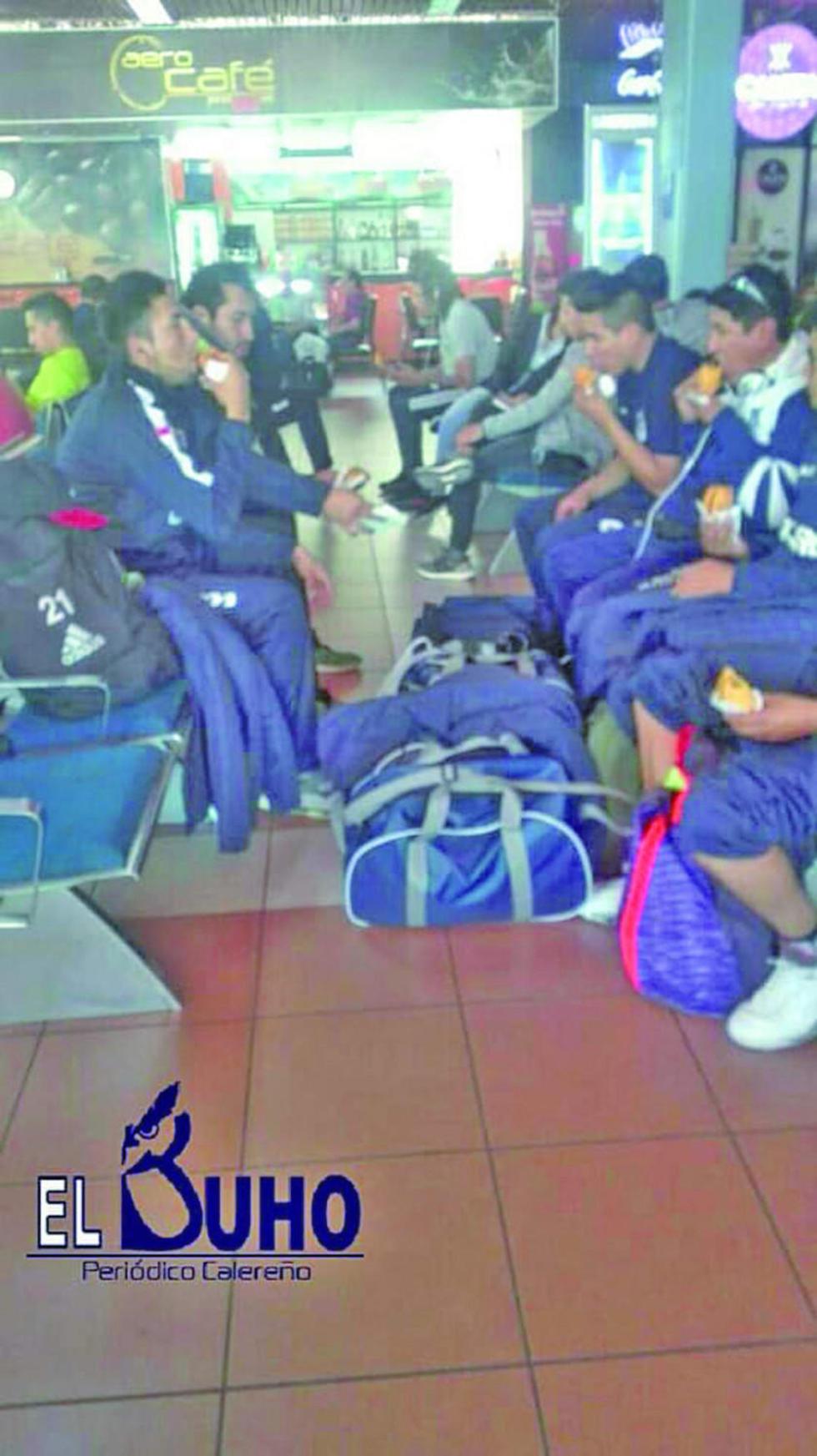 Calero inicia camino en la Liga Sudamericana en Macas de Ecuador