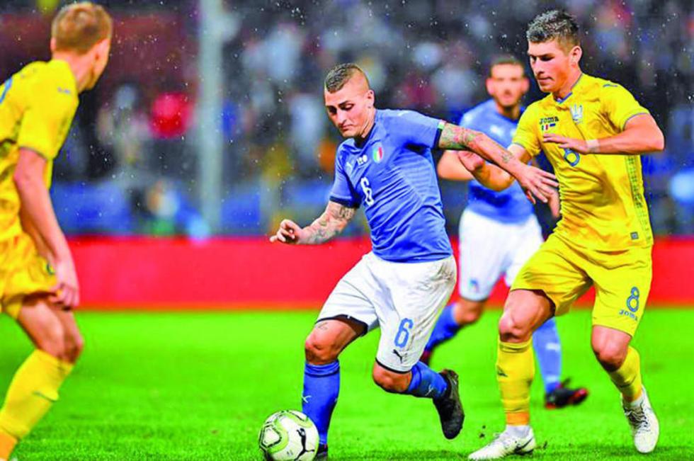 Italia empata y lleva cuatro meses sin ganar