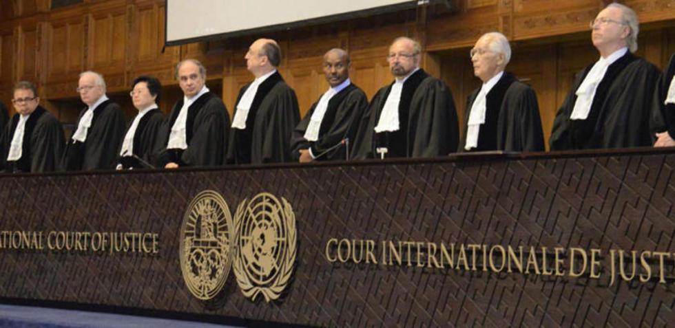 El Estado Plurinacional presentó una contrademanda ante la Corte Internacional de Justicia a la presentada por el vecino