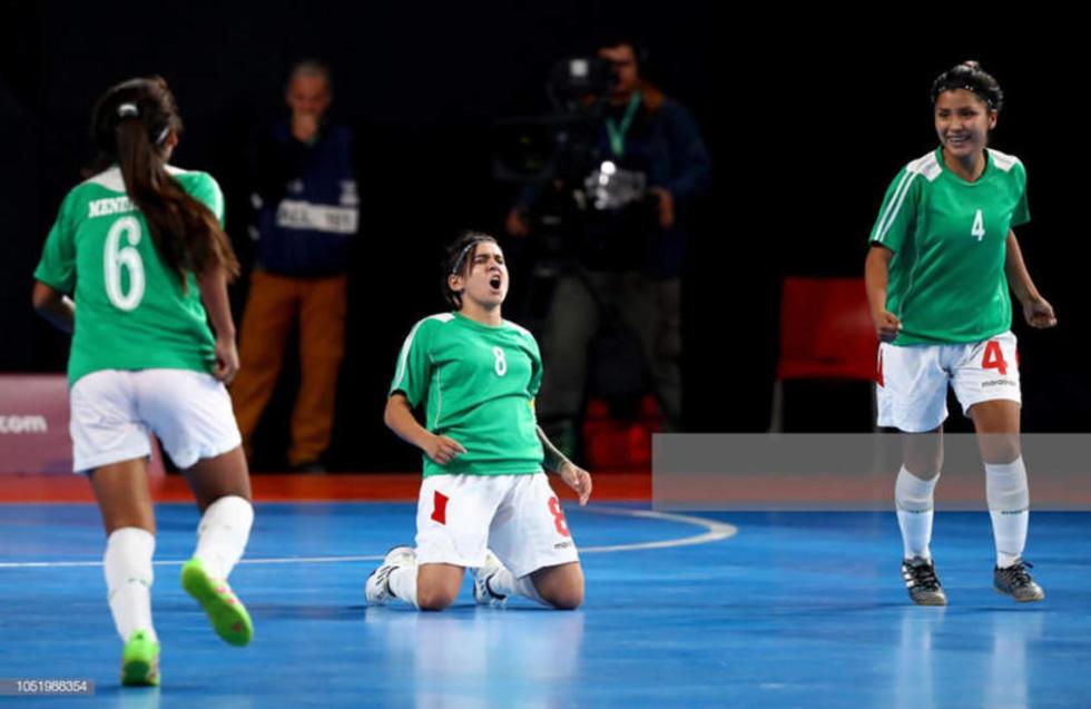Bolivia pasa a semifinal de futsal en los juegos olímpicos