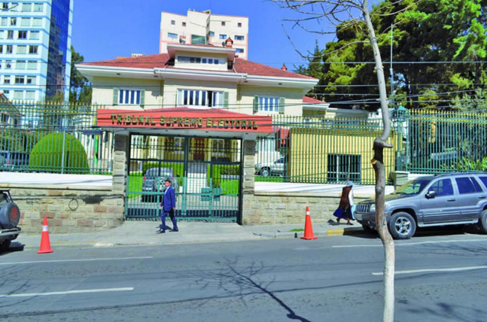 La oposición presenta dos recursos contra el reglamento de primarias
