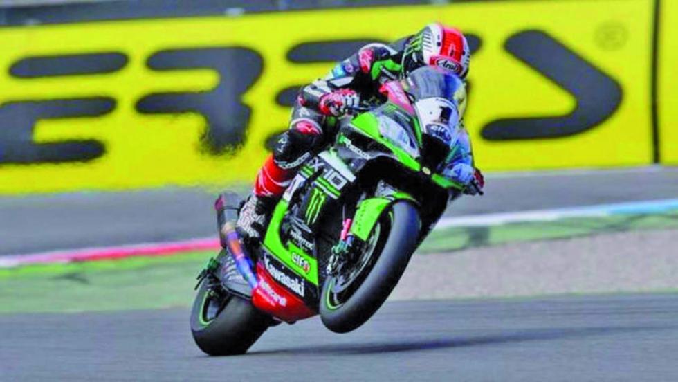 Jonathan Rea mantiene su hegemonía en el campeonato del mundo de Superbike