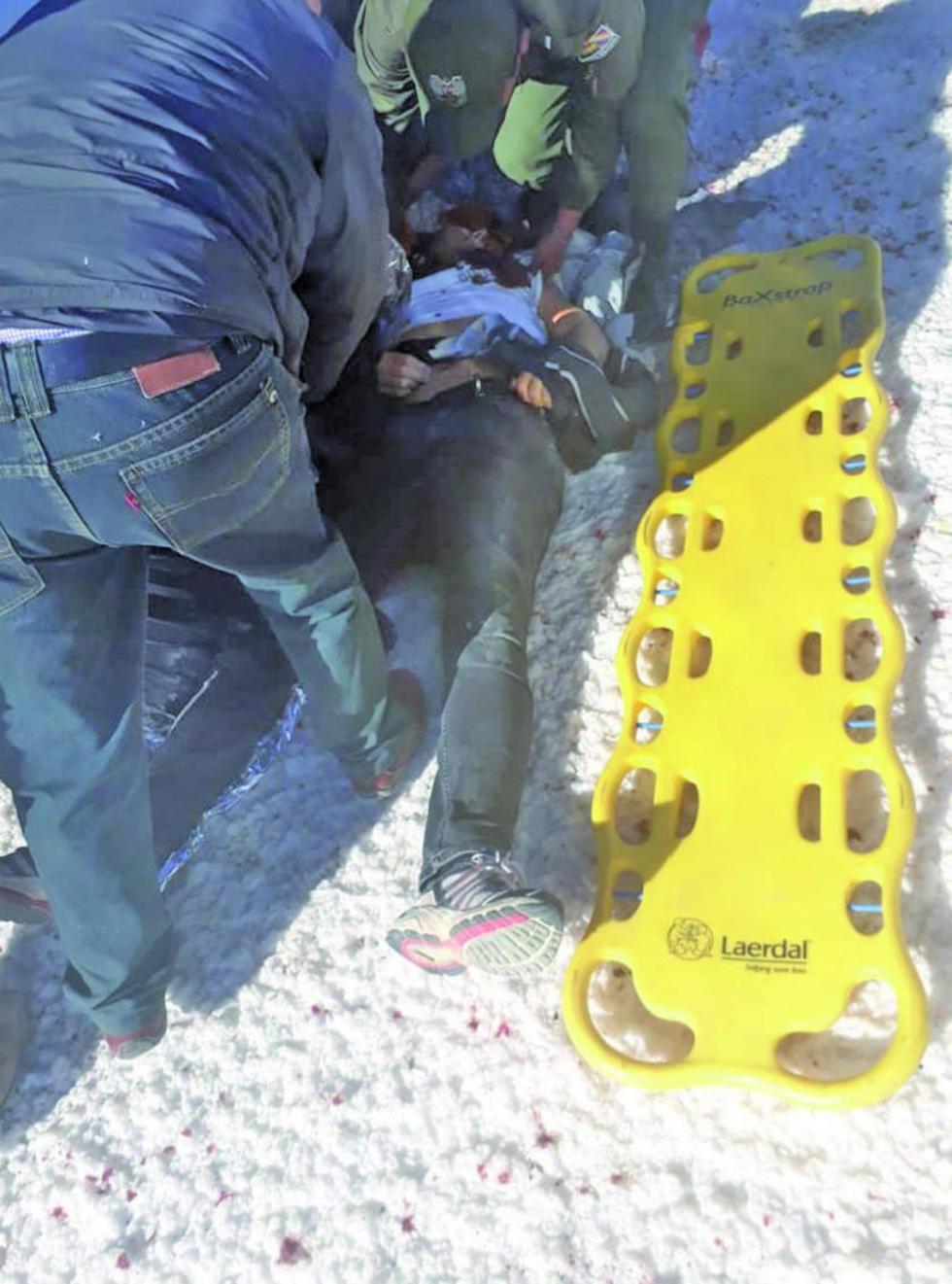Turista suizo muere en un accidente vial en el Salar de Uyuni